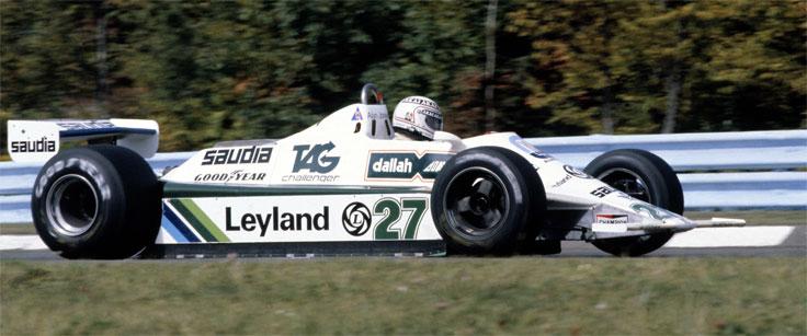 F1の歴史における伝説的ナンバー27