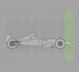 フェラーリF2008:改良フロント・ウィング