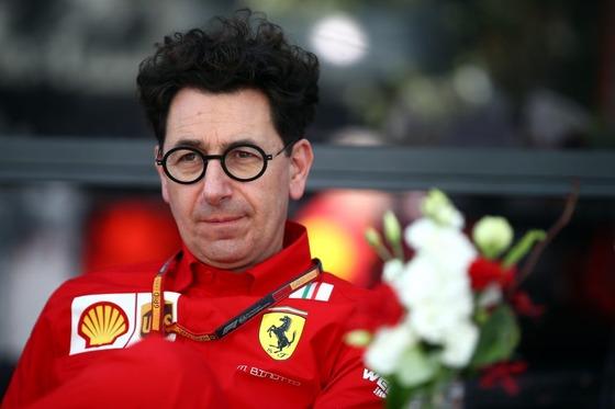 マッティア・ビノット(フェラーリF1チーム代表)