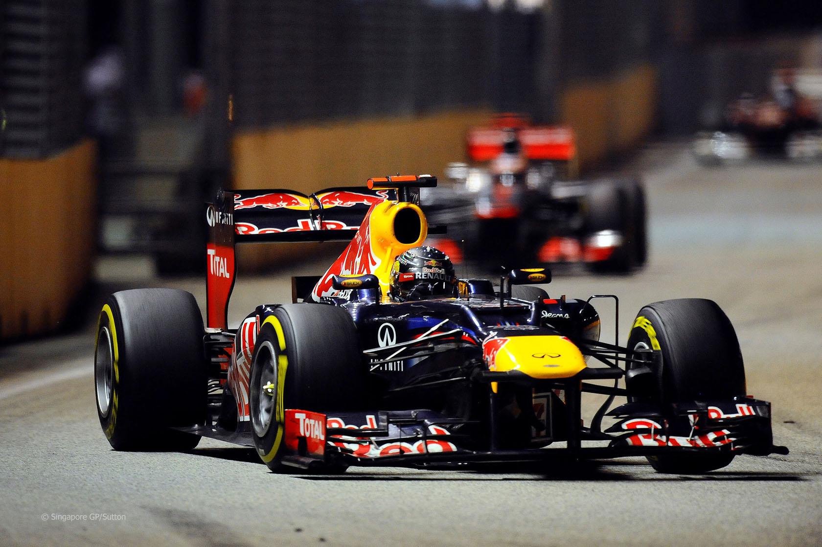 F1シンガポールGP 予選・決勝動画 : F1通信
