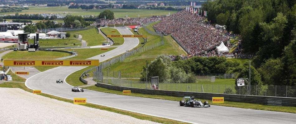 F1オーストリアGP 2015年関連情...