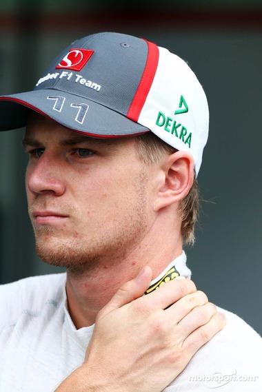 ヒュルケンベルグ、資金難のザウバーからやっと給料の一部支払いを受ける : F1通信