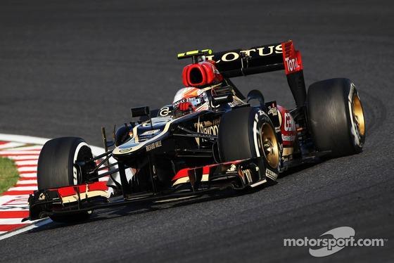 ロマン・グロージャン、2013年F1日本GP