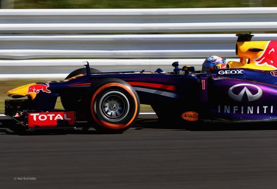 セバスチャン・ベッテル、2013年F1日本GP