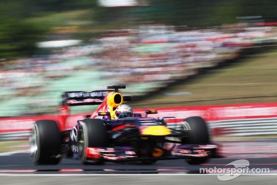 2013年F1シーズン前半分析 1: 上位4チーム : F1通信