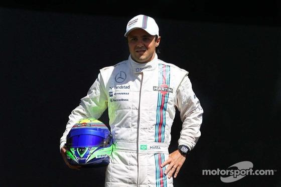 フェリペ・マッサ(ウィリアムズ): F1レーシングスーツ