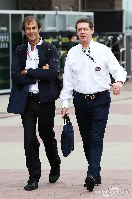 エマニュエル・ピロ、F1日本GPのスチュワードに : F1通信