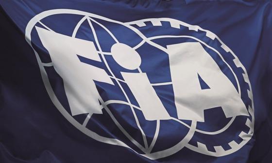 FIA旗、FIAロゴ
