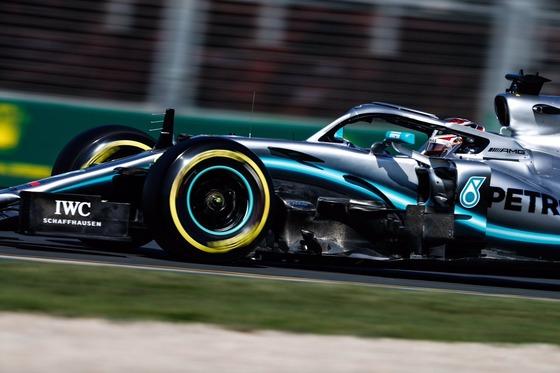 ルイス・ハミルトン(メルセデス)2019年F1オーストラリアGP