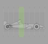 フェラーリF2008:バージボードの開発