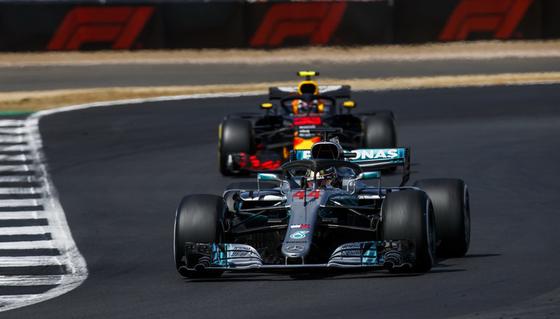 ルイス・ハミルトン、最後尾から2位に:2018年F1イギリスGP