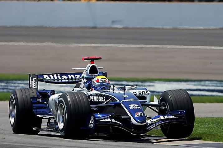 マーク・ウェバー(ウィリアムズFW28.)、20... ウィリアムズF1チーム、2000年からの