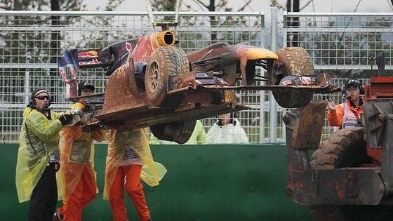 レッドブルRB6(マーク・ウェバーのマシン)、2010年F1韓国GP