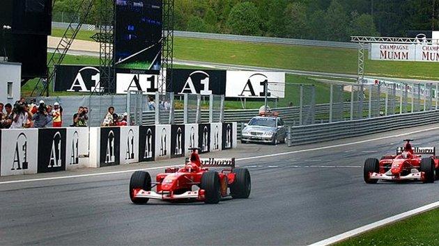 F1オーストリアGP、復活に一歩近...