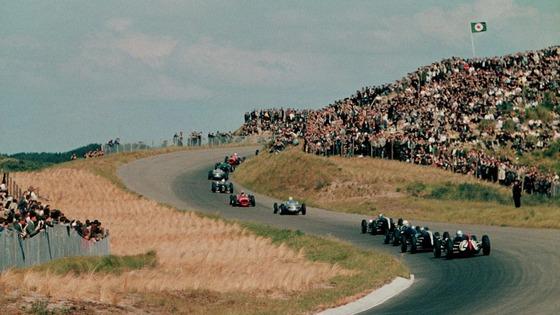 1961年F1オランダGP ザントフォールト・サーキット