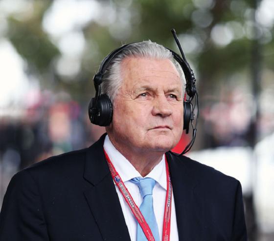 アラン・ジョーンズ、F1中国GPの...