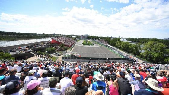 シルキュイ・ジル・ヴィルヌーヴ(ジル・ヴィルヌーヴ・サーキット):2018年F1カナダGP