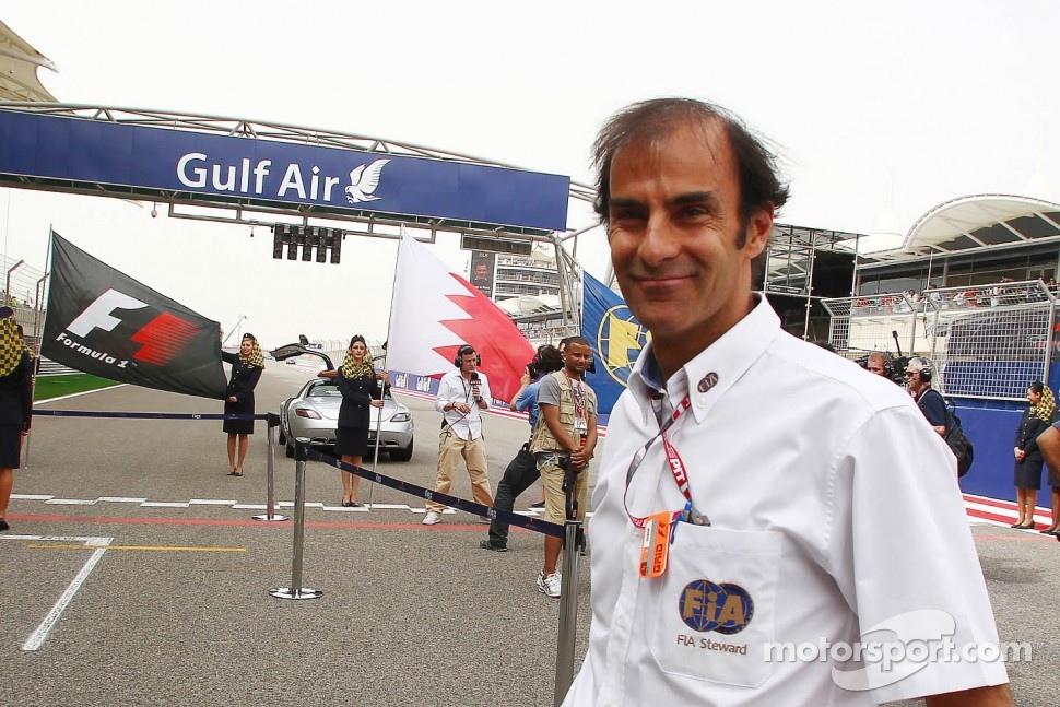 エマニュエル・ピロ、F1ドイツGPのスチュワードに : F1通信