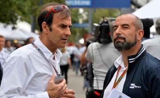 エマニュエル・ピロ、F1GPのレース・スチュワードに