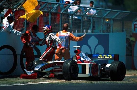 ジャック・ヴィルヌーヴ、モントリオール、1999年F1カナダGP