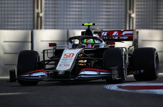 ミック・シューマッハ(ハース)2020年F1アブダビGP