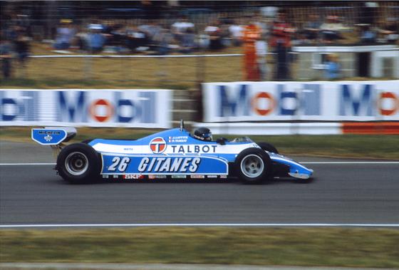 ジャック・ラフィット(リジェ JS17)、1981年