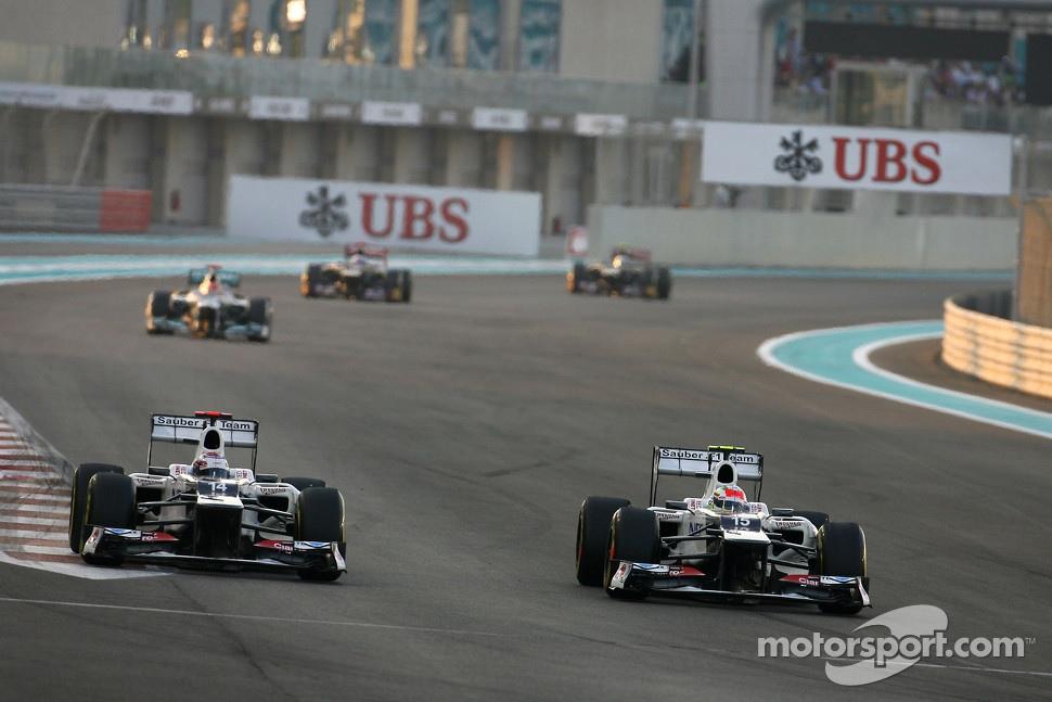 F1ブラジルGP 5の結論 : F1通信