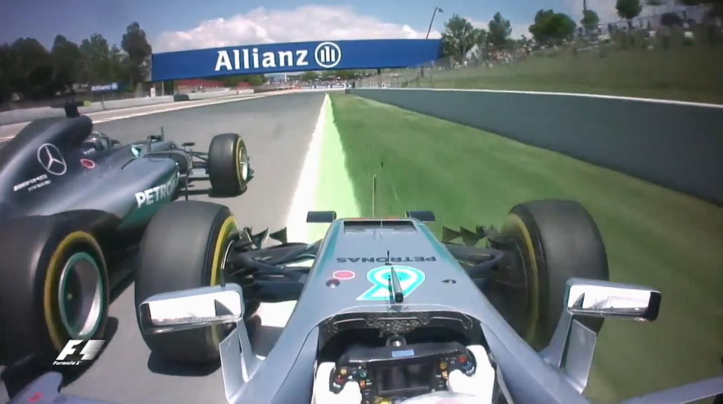 F1スペインGP 3: デイヴィッド...