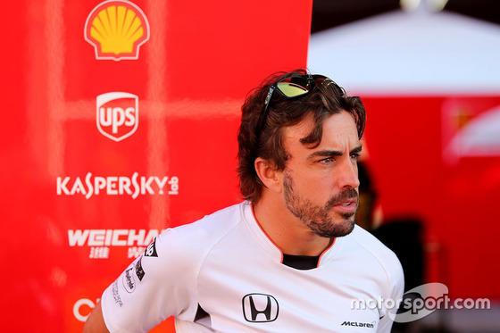 フェルナンド・アロンソ(マクラーレン・ホンダ): F1ハンガリーGP