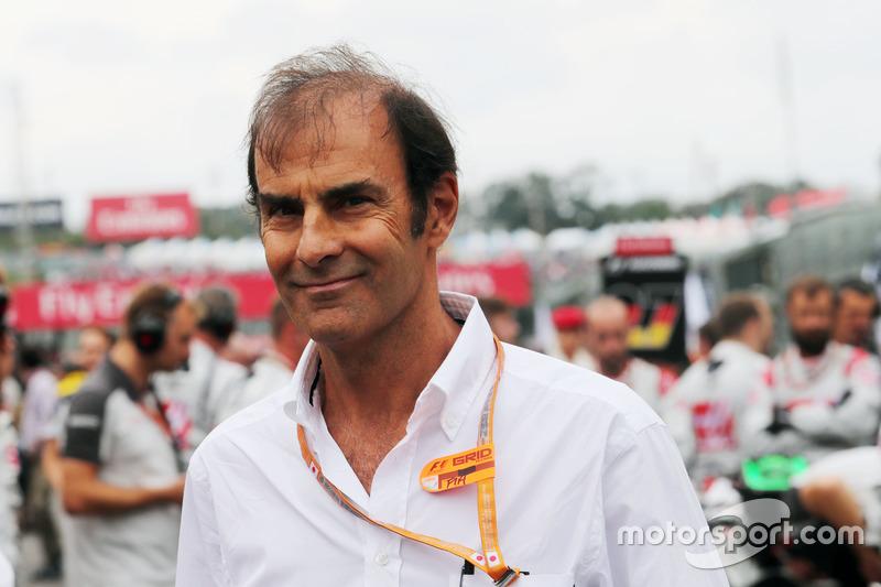 エマニュエル・ピロ、F1イタリア...