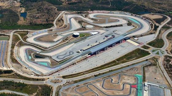アルガルヴェ国際サーキット(ポルティマン・サーキット)2020年F1ポルトガルGP