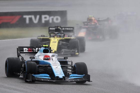 ロバート・クビサ(ウィリアムズ)2019年F1ドイツGP