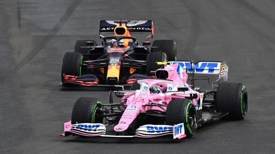 ランス・ストロール、マックス・フェルスタッペン:2020年F1ハンガリーGP
