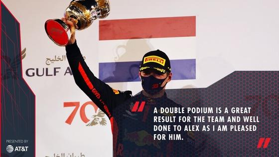 マックス・フェルスタッペン(レッドブル・ホンダ)2020年F1バーレーンGP