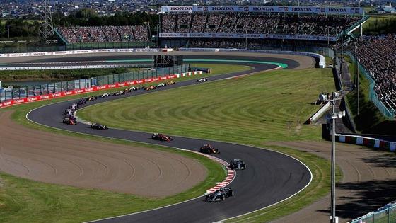 鈴鹿サーキット:F1日本GP