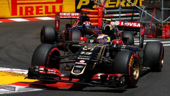 パストール・マルドナド(ロータス) 2015年F1