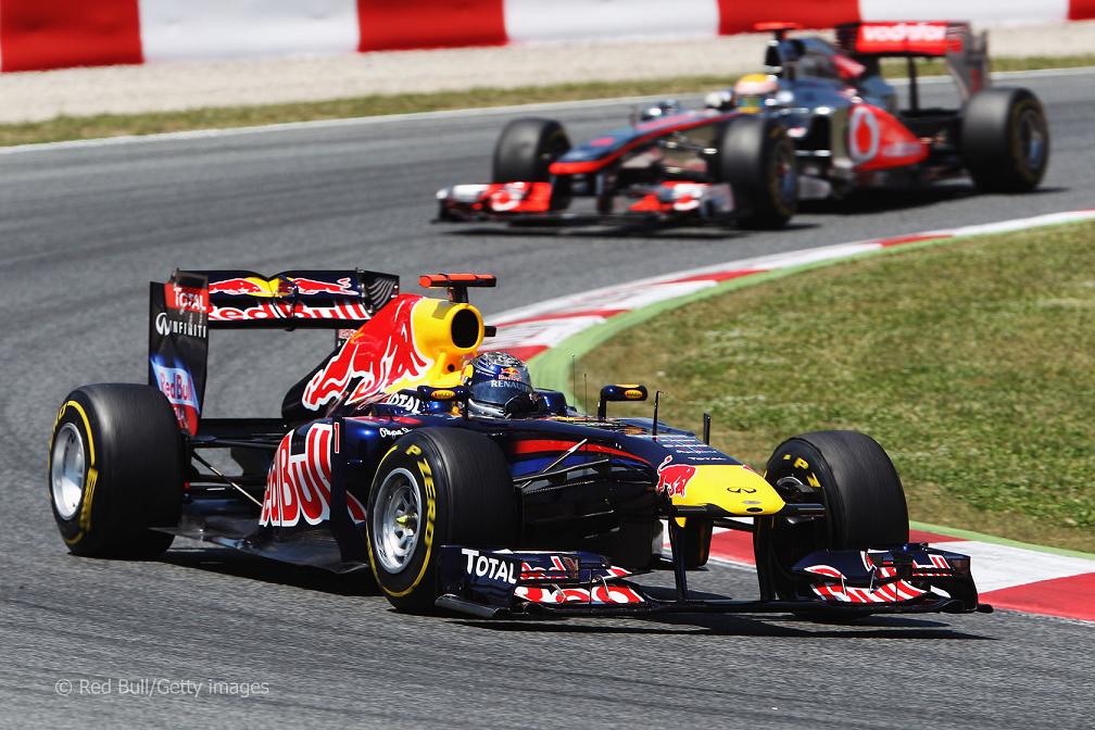 2011年F1統計 1: マシンのパフ...