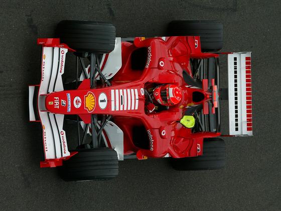 ミハエル・シューマッハ(フェラーリF2005)、2005年