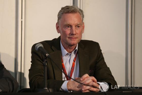 ショーン・ブラッチズ(F1の商業活動担当マネージング・ディレクター)