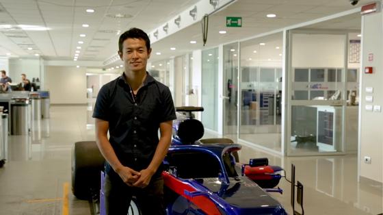 山本尚貴 トロ・ロッソからF1フリー走行デビュー:2019年F1日本GP