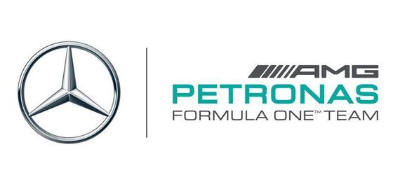 メルセデスF1チームのロゴ