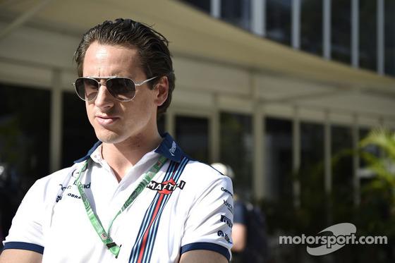 エイドリアン・スーティル(ウィリアムズ)、2015年F1マレーシアGP