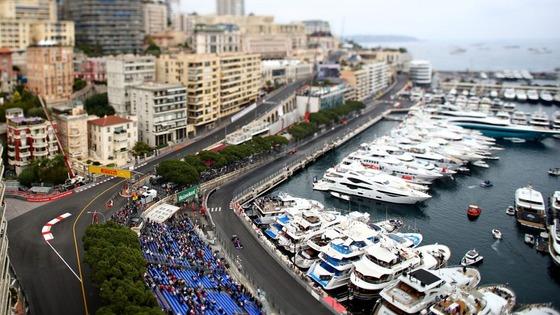 F1モナコGP - モンテカルロ市街地コース