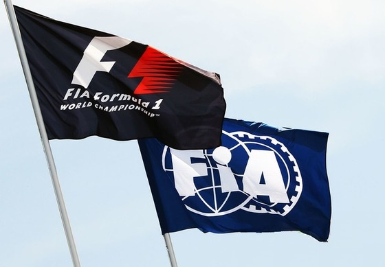 F1旗、FIA旗