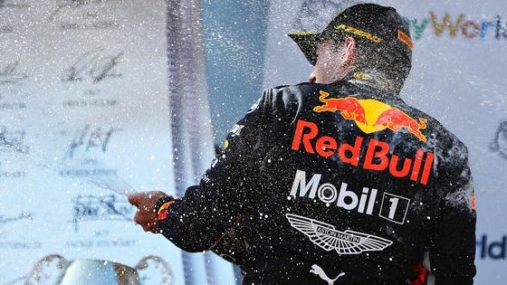 マックス・フェルスタッペン(レッドブル・ホンダ)2019年F1オーストリアGP