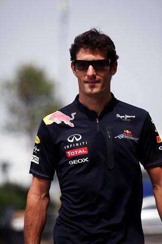 マーク・ウェバー: F1ファンタ...