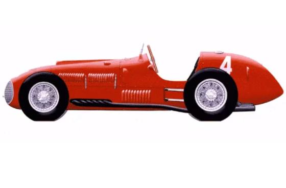 フェラーリ275 F1