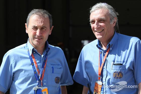 ジャック・トロペナ(FIAメディカルスタッフ)、ジャン-シャルル・ピエット
