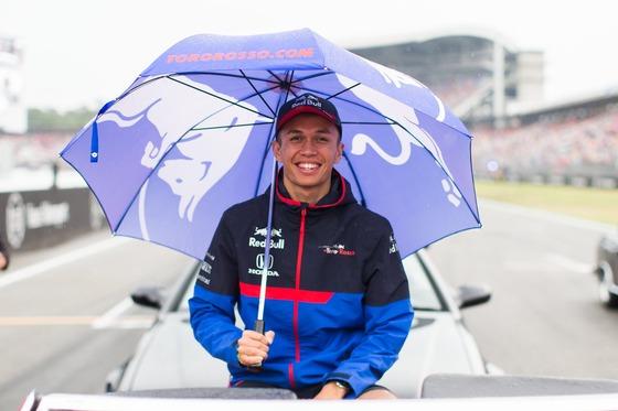 アレックス・アルボン(トロ・ロッソ・ホンダ)2019年F1ドイツGP