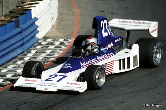 マリオ・アンドレッティ、1976年F1アメリカ西GP